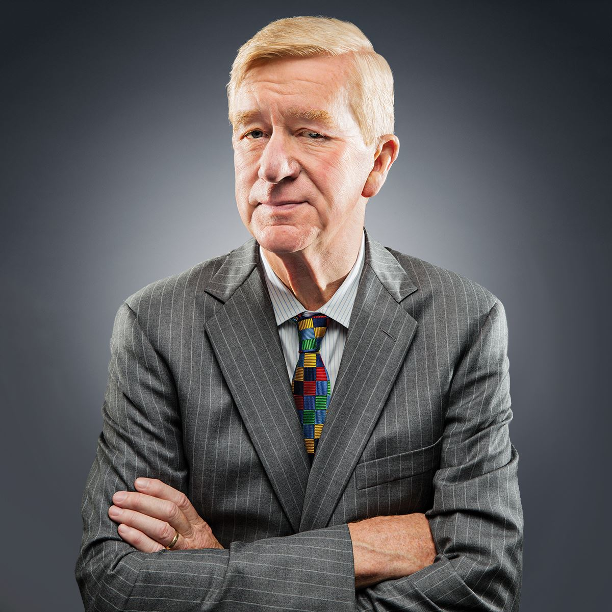 Bill Weld - Photo Credit Boston Magazine